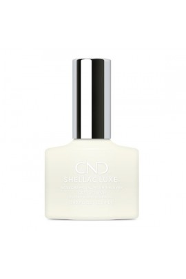 CND Luxe - Bridal 2019 Collection - White Wedding  - 0.5 oz / 15 mL