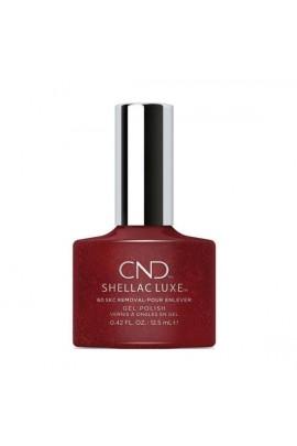CND Shellac Luxe - Dark Lava - 12.5 ml / 0.42 oz