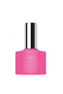 CND Shellac Luxe - Hot Pop Pink - 12.5 ml / 0.42 oz
