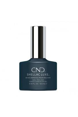 CND Shellac Luxe - Indigo Frock - 12.5 ml / 0.42 oz