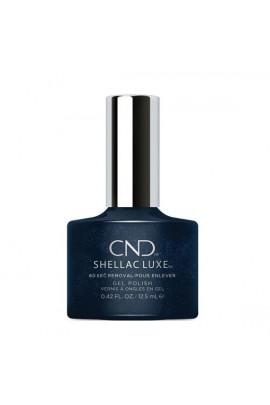 CND Shellac Luxe - Midnight Swim - 12.5 ml / 0.42 oz