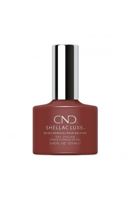 CND Shellac Luxe - Oxblood - 12.5 ml / 0.42 oz