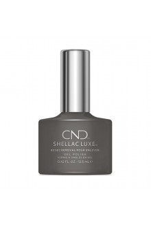 CND Shellac Luxe - Silhouette - 12.5 ml / 0.42 oz