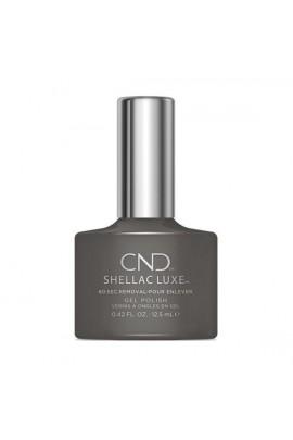 CND Shellac Luxe - Silhouette - 12.5 ml / 0.42 oz