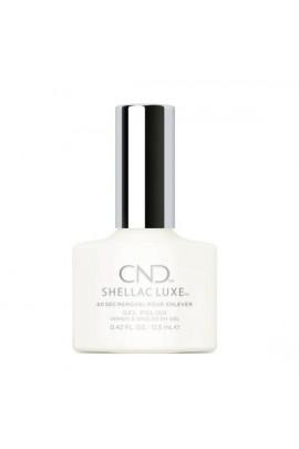 CND Shellac Luxe - Studio White - 12.5 ml / 0.42 oz