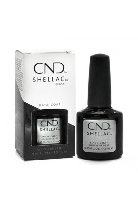 CND Shellac Power Polish - UV Base Coat - 0.25oz / 7.3ml