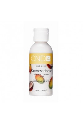 CND Scentsations - Mango & Coconut Lotion - 2oz / 59ml