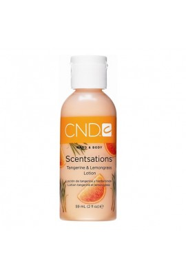 CND Scentsations - Tangerine & Lemongrass Lotion - 2oz / 59ml