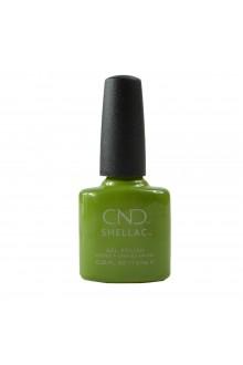 CND Shellac - Autumn Addict Collection Fall 2020 - Crisp Green - 0.25oz / 7.3ml