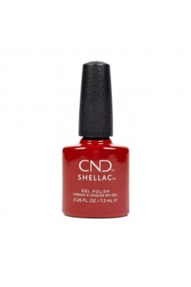 CND Shellac - Cocktail Couture Collection Holiday 2020 - Bordeaux Babe - 0.25oz / 7.3ml