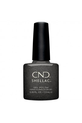 CND Shellac - Crystal Alchemy Winter 2019 Collection - Powerful Hematite - 0.25oz / 7.3ml
