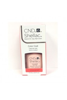 CND Shellac - The Nude Collection 2017 - Uncovered - 0.25oz / 7.3ml