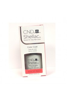 CND Shellac - Silver VIP Status - 0.25oz / 7.3ml