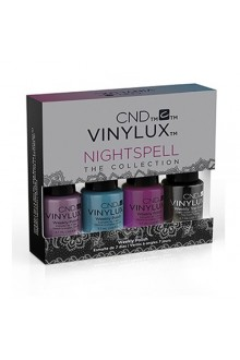 CND Vinylux Weekly Polish - Nightspell The Collection Mini 4pk - 3.7 mL / 0.125 oz