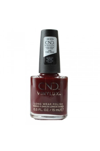 CND Vinylux - Autumn Addict Collection Fall 2020 - Cherry Apple - 0.5oz / 15ml