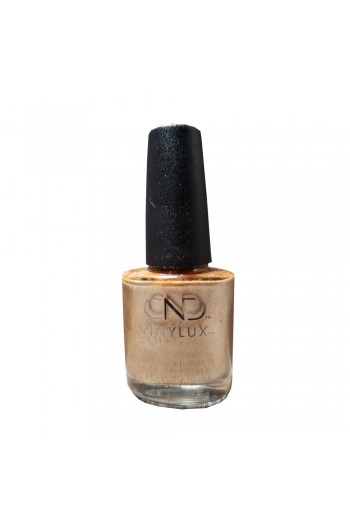 CND Vinylux - Cocktail Couture Collection Holiday 2020 - Get That Gold - 0.5oz / 15ml
