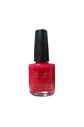 CND Vinylux - Cocktail Couture Collection Holiday 2020 - Devil Red - 0.5oz / 15ml