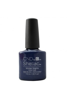 CND Vinylux Weekly Polish - Glacial Illusion 2017 Fall Collection - Winter Nights - 0.5oz / 15ml