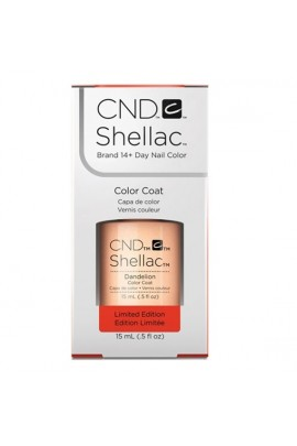CND Shellac - Limited Edition! - Dandelion - 0.5oz / 15ml