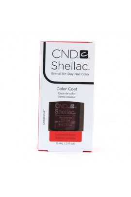 CND Shellac - Limited Edition! - Decadence - 0.5oz / 15ml