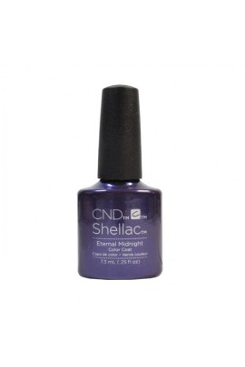 CND Shellac - Night Spell Fall 2017 Collection - Eternal Midnight - 0.25oz / 7.3ml