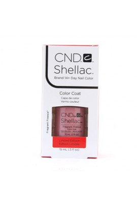 CND Shellac - Limited Edition! - Fragrant Freesia - 0.5oz / 15ml