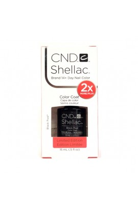 CND Shellac - Limited Edition! - Black Pool - 0.5oz / 15ml