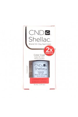 CND Shellac - Limited Edition! - Creekside - 0.5oz / 15ml