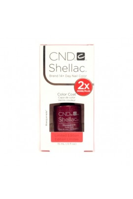 CND Shellac - Limited Edition! - Masquerade - 0.5oz / 15ml