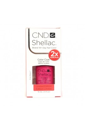 CND Shellac - Limited Edition! - Pink Bikini - 0.5oz / 15ml