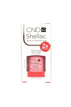 CND Shellac - Limited Edition! - Pink Pursuit - 0.5oz / 15ml