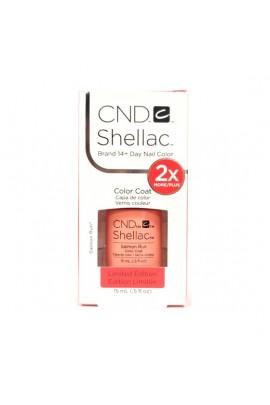 CND Shellac - Limited Edition! - Salmon Run  - 0.5oz / 15ml