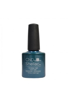 CND Shellac - Night Spell Fall 2017 Collection - Viridian Veil - 0.25oz / 7.3ml