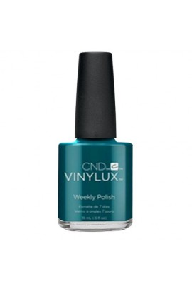 CND Vinylux Weekly Polish - Night Spell Fall 2017 Collection - Viridian Veil - 0.5oz / 15ml