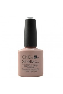 CND Shellac - Glacial Illusion Fall 2017 Collection - Cashmere Wraps - 0.25oz / 7.3ml