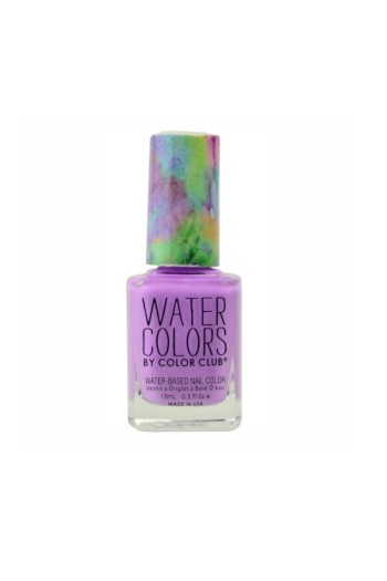 Color Club Lacquer - Water Colors - Make a Splash - 15ml / 0.5oz