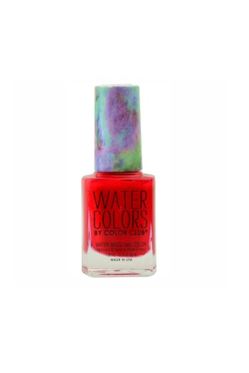 Color Club Lacquer - Water Colors - I Have a Sea-Cret - 15ml / 0.5oz