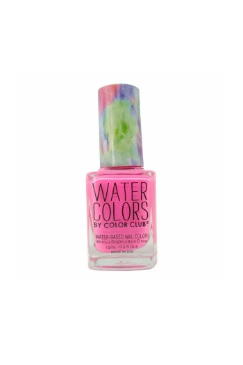 Color Club Lacquer - Water Colors - Wave Goodbye - 15ml / 0.5oz