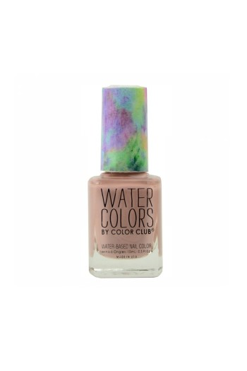 Color Club Lacquer - Water Colors - A Shore Thing - 15ml / 0.5oz