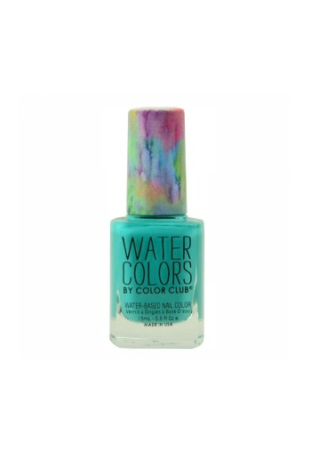 Color Club Lacquer - Water Colors - Just Dew It - 15ml / 0.5oz