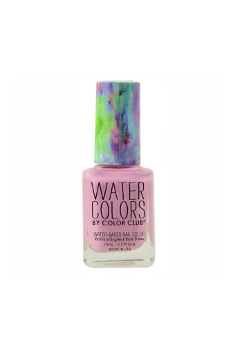 Color Club Lacquer - Water Colors - Off the Hook - 15ml / 0.5oz