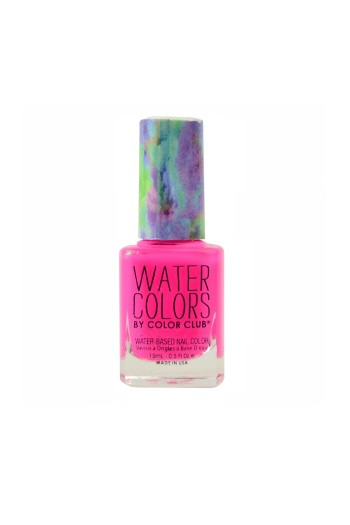 Color Club Lacquer - Water Colors - You're So Shallow - 15ml / 0.5oz