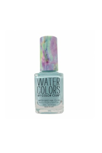 Color Club Lacquer - Water Colors - You Will Be Mist - 15ml / 0.5oz