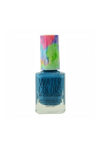Color Club Lacquer - Water Colors - Keep Swimming - 15ml / 0.5oz