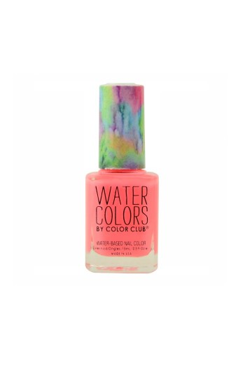 Color Club Lacquer - Water Colors - You Float My Boat - 15ml / 0.5oz