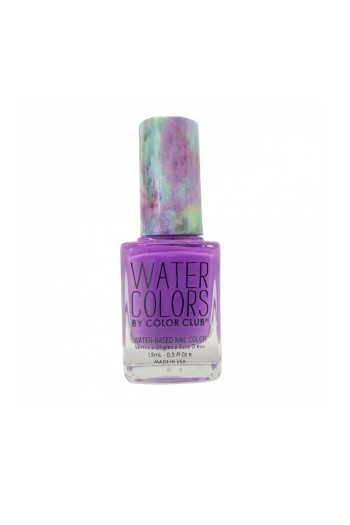 Color Club Lacquer - Water Colors - Surf's Up - 15ml / 0.5oz