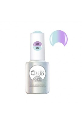 Color Club Gel Polish - Blue Skies Ahead - 0.5oz / 15ml