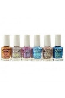 Color Club Lacquer - Dream On Collection  - All 6 Colors - 15 mL / 0.5 oz Each