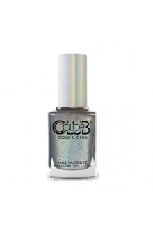 Color Club Nail Lacquer - Halo Chrome Collection - Beg, Borrow, and Steel - 15ml / 0.5oz