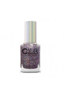 Color Club Nail Lacquer - Halo Crush Collection - Shattered - 15ml / 0.5oz